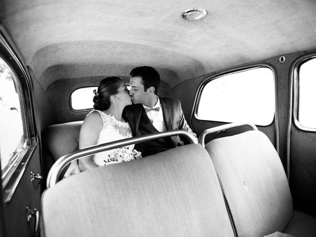 Le mariage de Benjamin et Valérie à Saint-Lizier-du-Planté , Gers 5