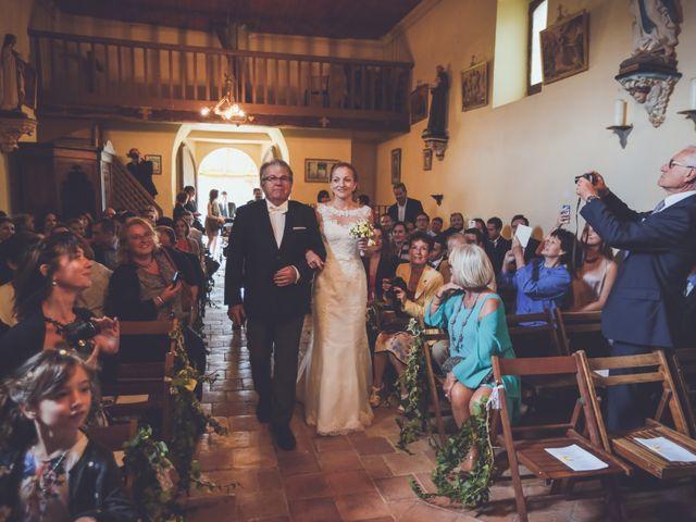 Le mariage de Benjamin et Valérie à Saint-Lizier-du-Planté , Gers 8