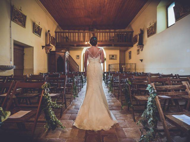 Le mariage de Benjamin et Valérie à Saint-Lizier-du-Planté , Gers 12