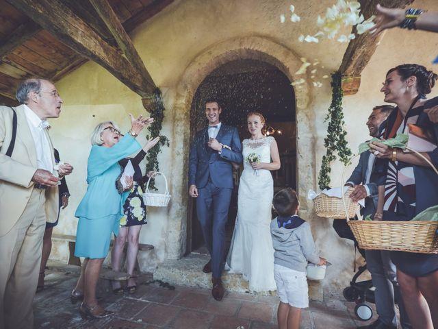 Le mariage de Benjamin et Valérie à Saint-Lizier-du-Planté , Gers 17