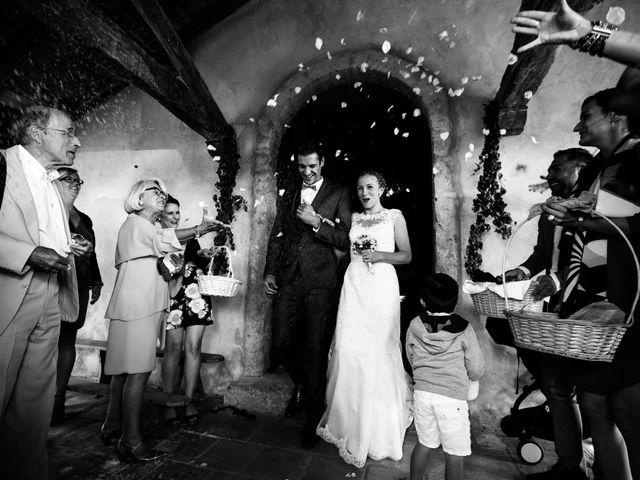 Le mariage de Benjamin et Valérie à Saint-Lizier-du-Planté , Gers 18