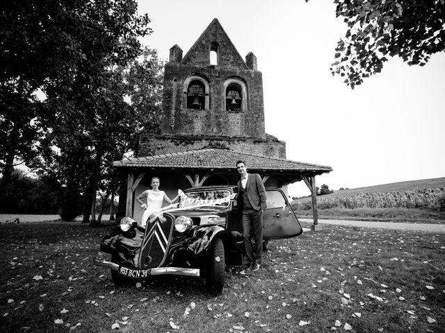 Le mariage de Benjamin et Valérie à Saint-Lizier-du-Planté , Gers 20