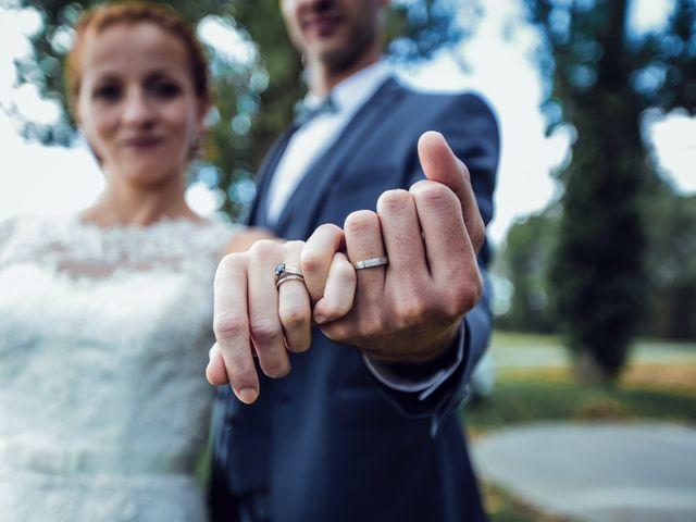 Le mariage de Benjamin et Valérie à Saint-Lizier-du-Planté , Gers 21