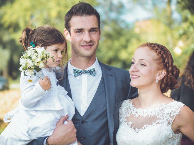 Le mariage de Benjamin et Valérie à Saint-Lizier-du-Planté , Gers 25
