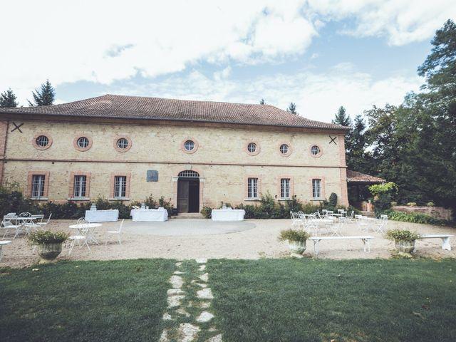 Le mariage de Benjamin et Valérie à Saint-Lizier-du-Planté , Gers 27