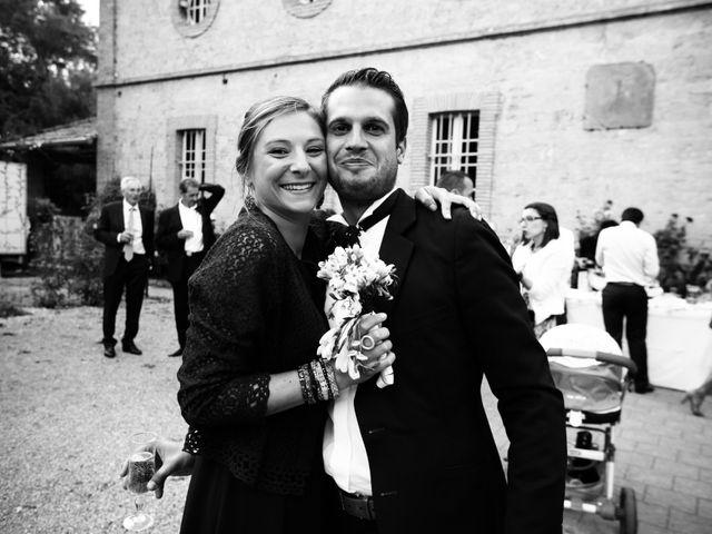Le mariage de Benjamin et Valérie à Saint-Lizier-du-Planté , Gers 38