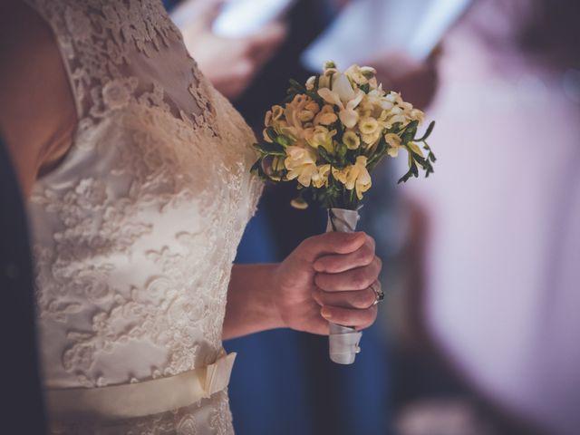 Le mariage de Benjamin et Valérie à Saint-Lizier-du-Planté , Gers 33