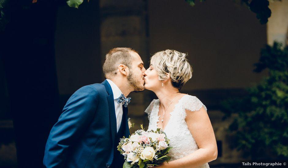 Le mariage de Julien et Sophie à Besançon, Doubs