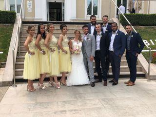 Le mariage de Jessica et Dorian 2