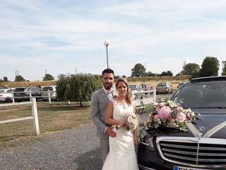 Le mariage de Jessica et Dorian 3