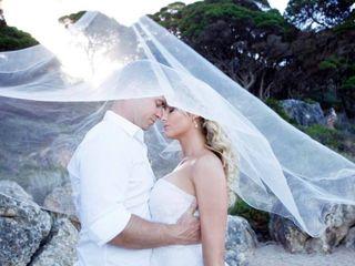 Le mariage de Cheri et Ian
