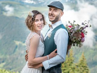 Le mariage de Benjamin et Nathalie