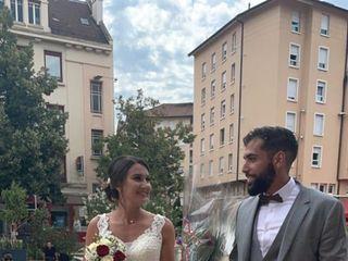 Le mariage de Mélanie   et Yacine 1