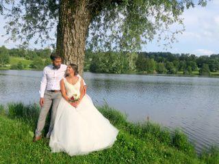 Le mariage de Mélanie   et Yacine
