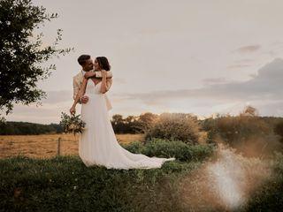 Le mariage de Carla et Corentin