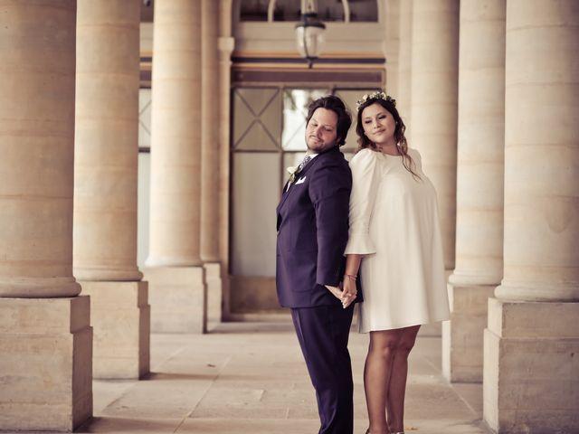 Le mariage de Silvana et Jérome