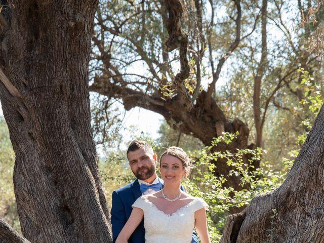 Le mariage de Sandy et Kévin