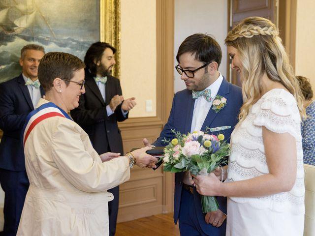 Le mariage de Antonio et Audrey à Honfleur, Calvados 37