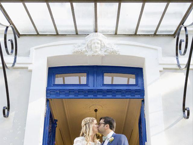 Le mariage de Antonio et Audrey à Honfleur, Calvados 39