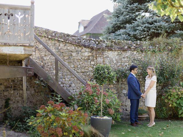 Le mariage de Antonio et Audrey à Honfleur, Calvados 50