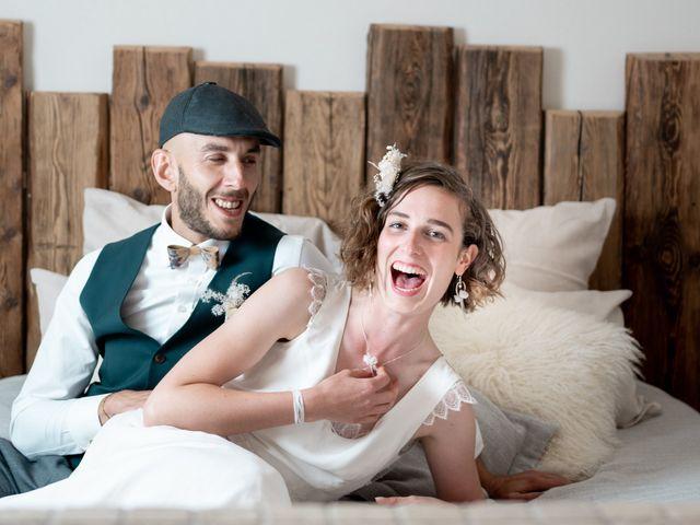 Le mariage de Nathalie et Benjamin à Hauteluce, Savoie 26