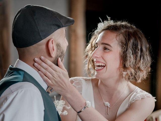 Le mariage de Nathalie et Benjamin à Hauteluce, Savoie 46