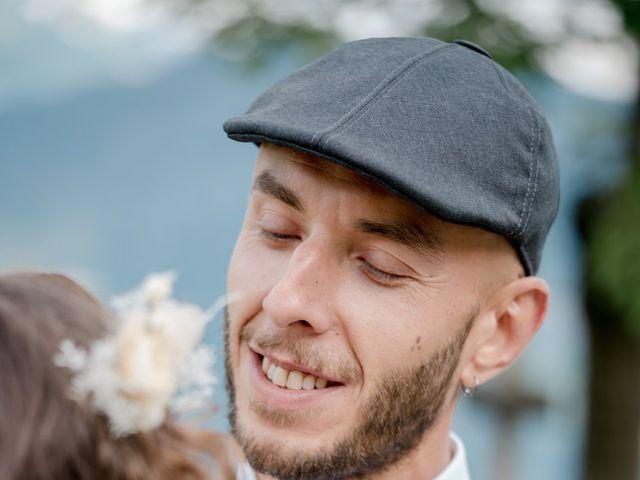 Le mariage de Nathalie et Benjamin à Hauteluce, Savoie 4