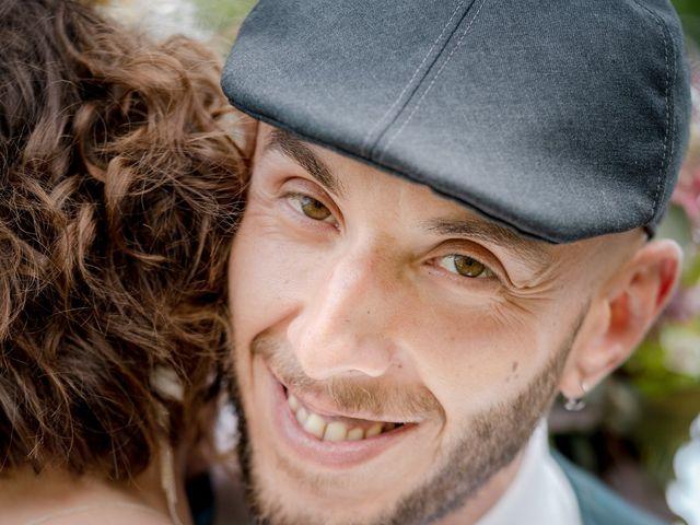 Le mariage de Nathalie et Benjamin à Hauteluce, Savoie 11