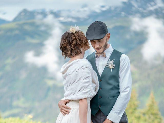 Le mariage de Nathalie et Benjamin à Hauteluce, Savoie 5