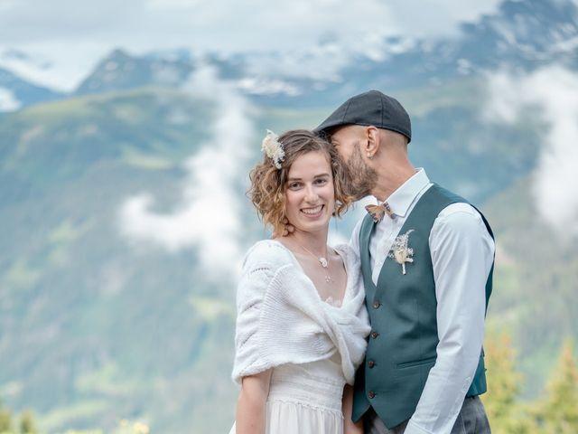 Le mariage de Nathalie et Benjamin à Hauteluce, Savoie 13
