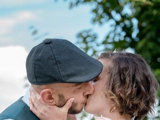 Le mariage de Nathalie et Benjamin à Hauteluce, Savoie 18
