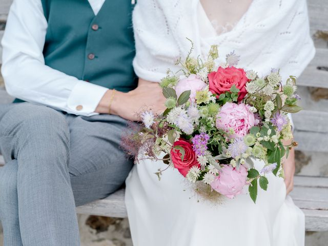 Le mariage de Nathalie et Benjamin à Hauteluce, Savoie 20