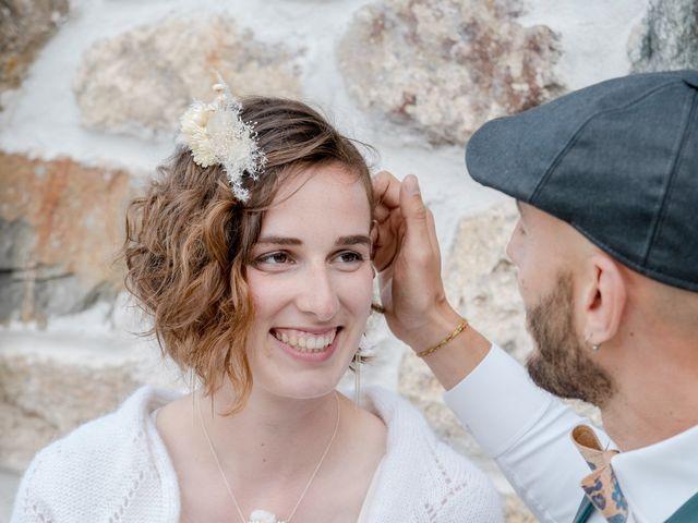 Le mariage de Nathalie et Benjamin à Hauteluce, Savoie 24