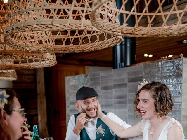 Le mariage de Nathalie et Benjamin à Hauteluce, Savoie 55