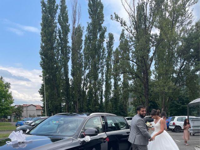 Le mariage de Yacine et Mélanie   à Cruseilles, Haute-Savoie 5