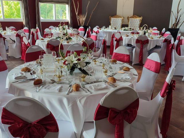 Le mariage de Yacine et Mélanie   à Cruseilles, Haute-Savoie 1