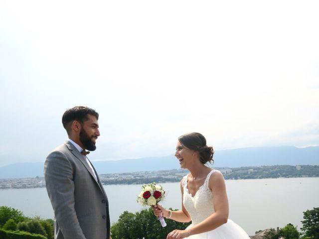 Le mariage de Yacine et Mélanie   à Cruseilles, Haute-Savoie 9