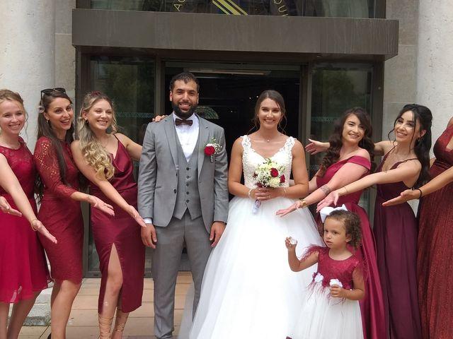 Le mariage de Yacine et Mélanie   à Cruseilles, Haute-Savoie 10