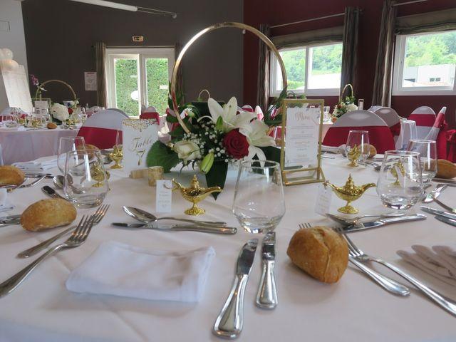 Le mariage de Yacine et Mélanie   à Cruseilles, Haute-Savoie 13