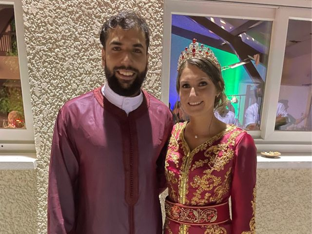 Le mariage de Yacine et Mélanie   à Cruseilles, Haute-Savoie 14