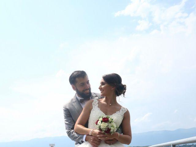 Le mariage de Yacine et Mélanie   à Cruseilles, Haute-Savoie 17