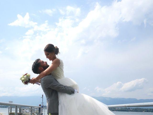 Le mariage de Yacine et Mélanie   à Cruseilles, Haute-Savoie 19