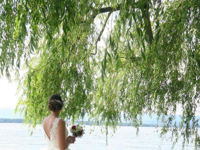 Le mariage de Yacine et Mélanie   à Cruseilles, Haute-Savoie 20