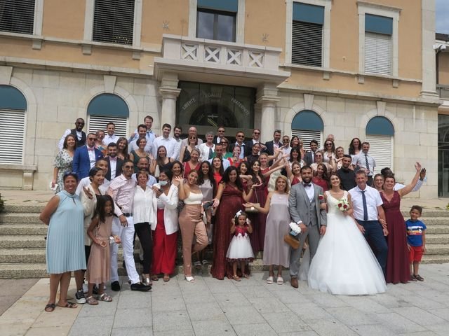 Le mariage de Yacine et Mélanie   à Cruseilles, Haute-Savoie 21