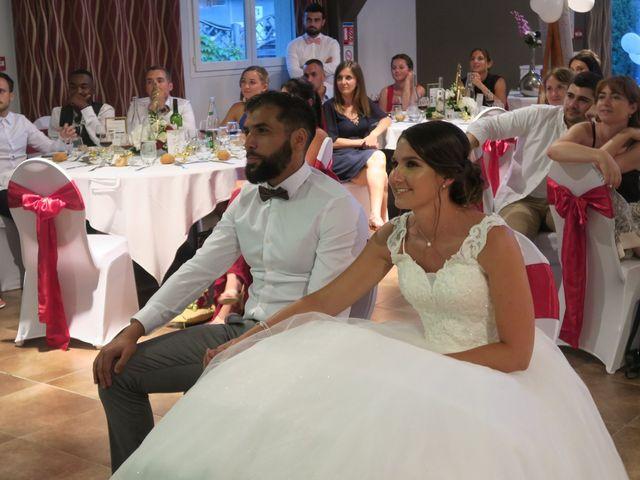 Le mariage de Yacine et Mélanie   à Cruseilles, Haute-Savoie 22