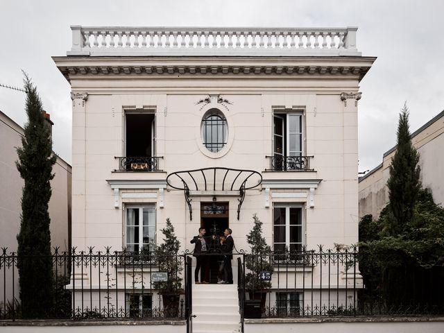 Le mariage de Corentin et Carla à Angervilliers, Essonne 1