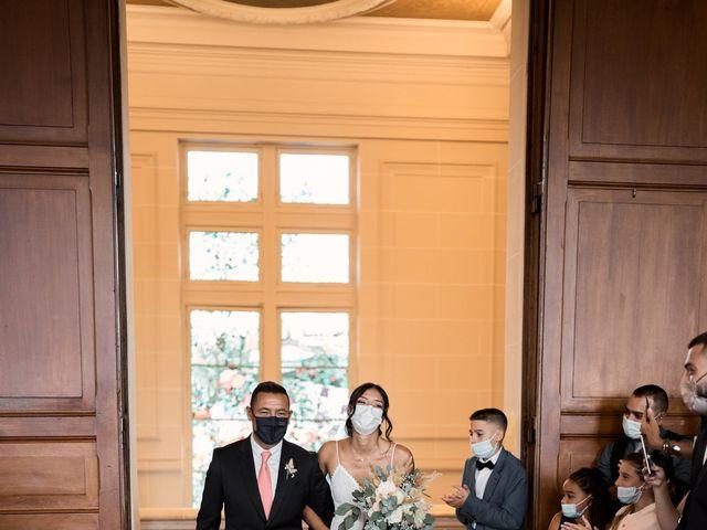 Le mariage de Corentin et Carla à Angervilliers, Essonne 73