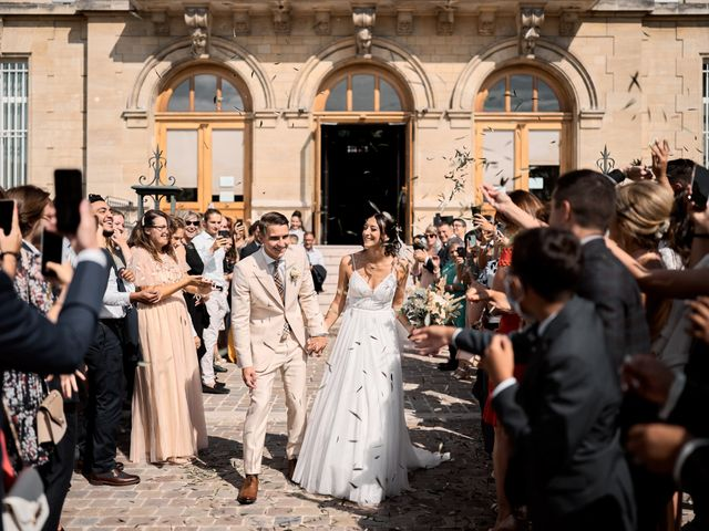 Le mariage de Corentin et Carla à Angervilliers, Essonne 87