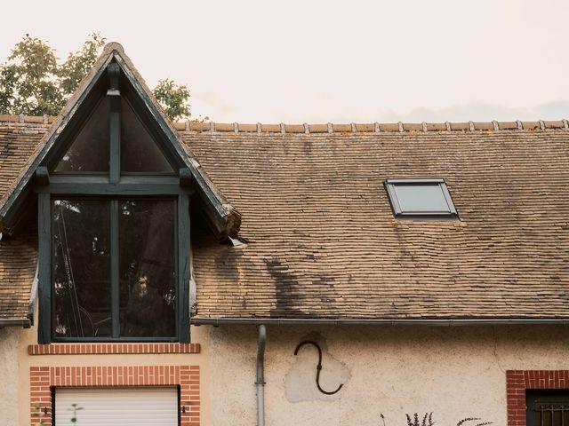 Le mariage de Corentin et Carla à Angervilliers, Essonne 92