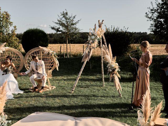 Le mariage de Corentin et Carla à Angervilliers, Essonne 111